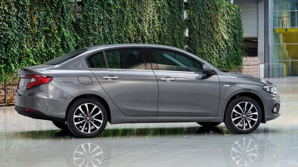 Fiat Tipo wynajem samochodów warszawa