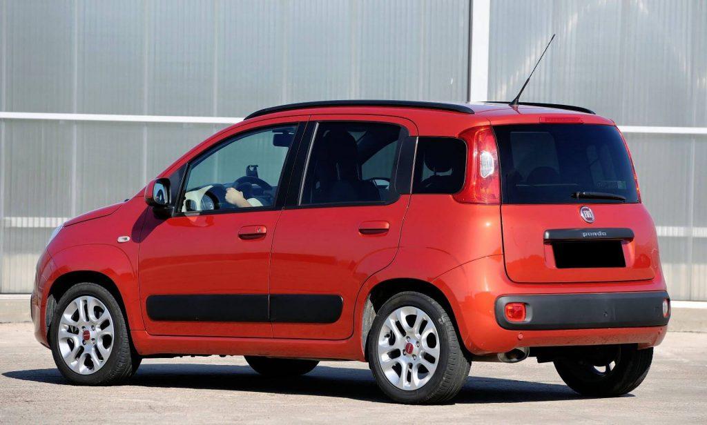 Fiat panda wynajem samochodów warszawa