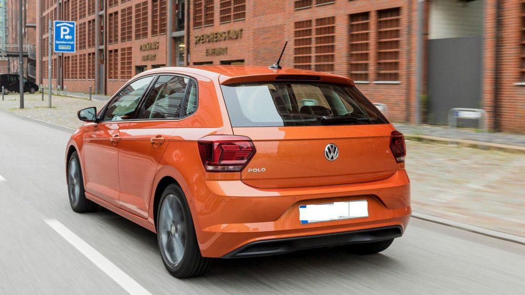 Volkswagen Polo wynajem samochodów warszawa