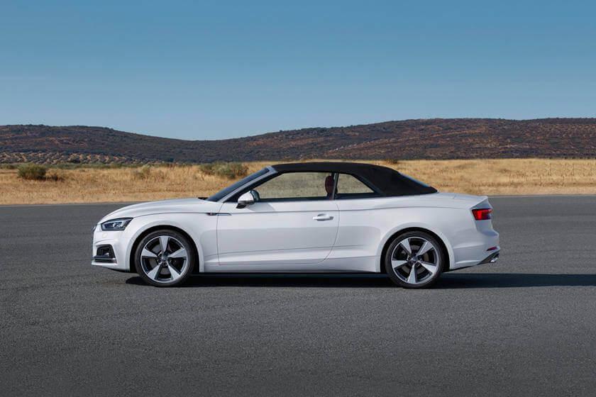 Audi A5 cabrio wynajem samochodów warszawa 5
