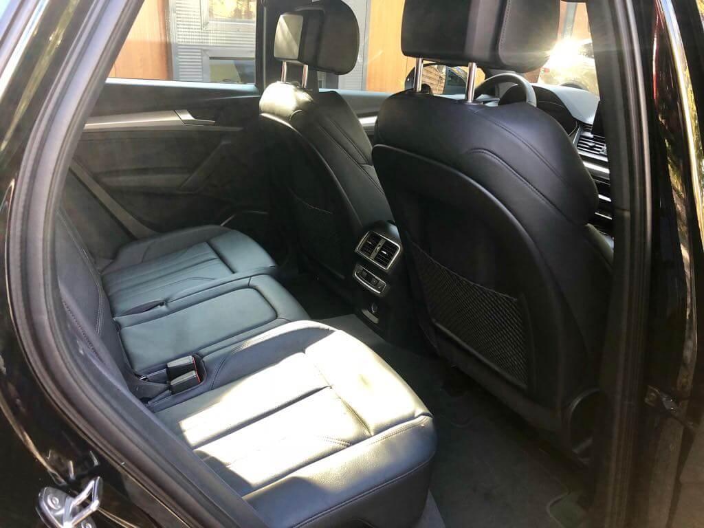 Audi Q5 wynajem samochodów warszawa 10