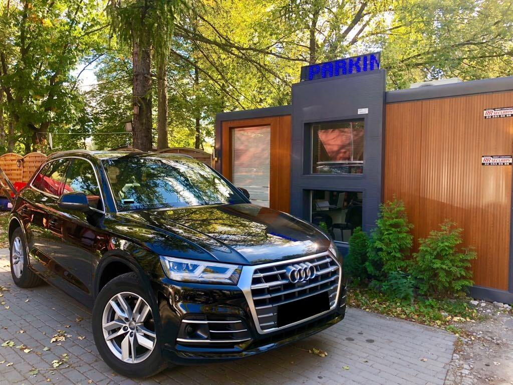 Audi Q5 wynajem samochodów warszawa