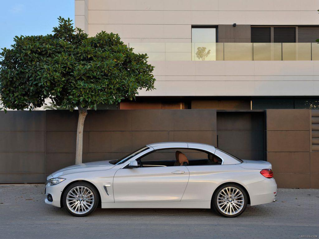BMW 420 cabrio wynajem samochodów warszawa 2