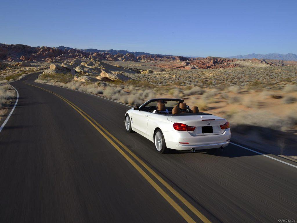 BMW 420 cabrio wynajem samochodów warszawa 4