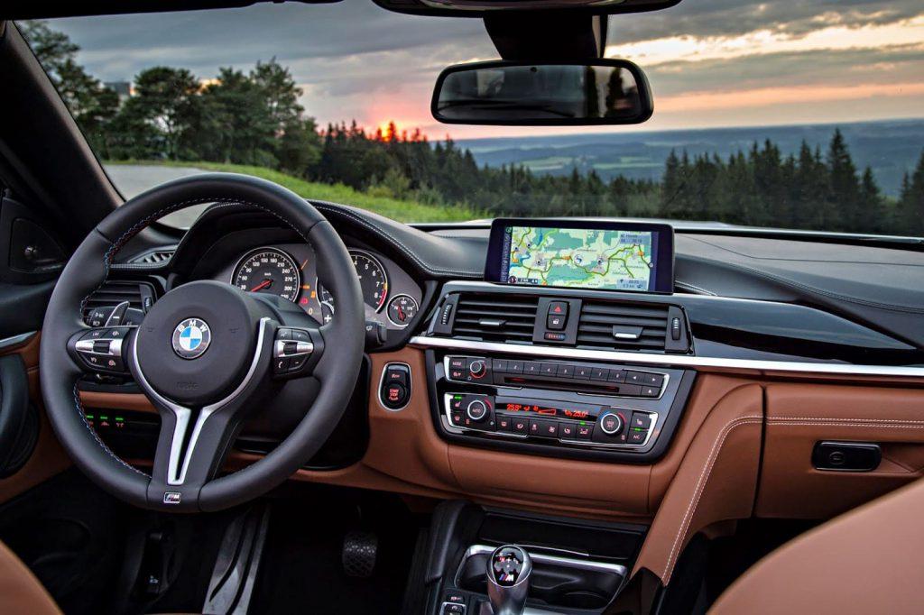 BMW 420 cabrio wynajem samochodów warszawa 5