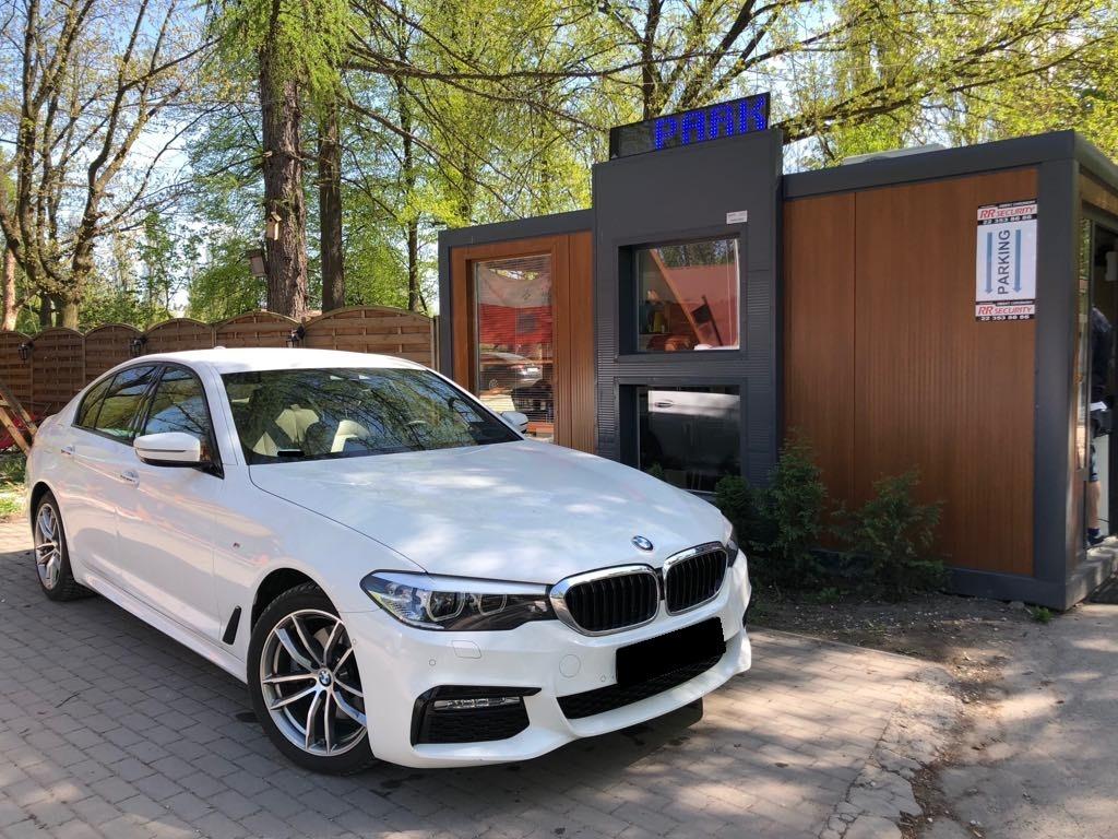 BMW 520 wynajem samochodów warszawa (2)