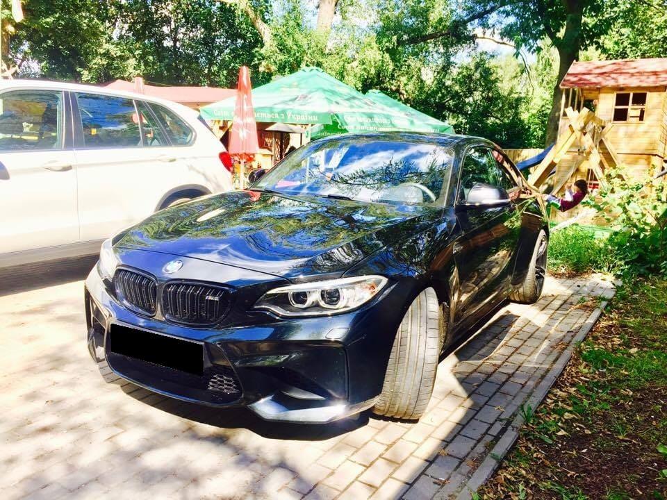 BMW M2 wynajem samochodów warszawa 4