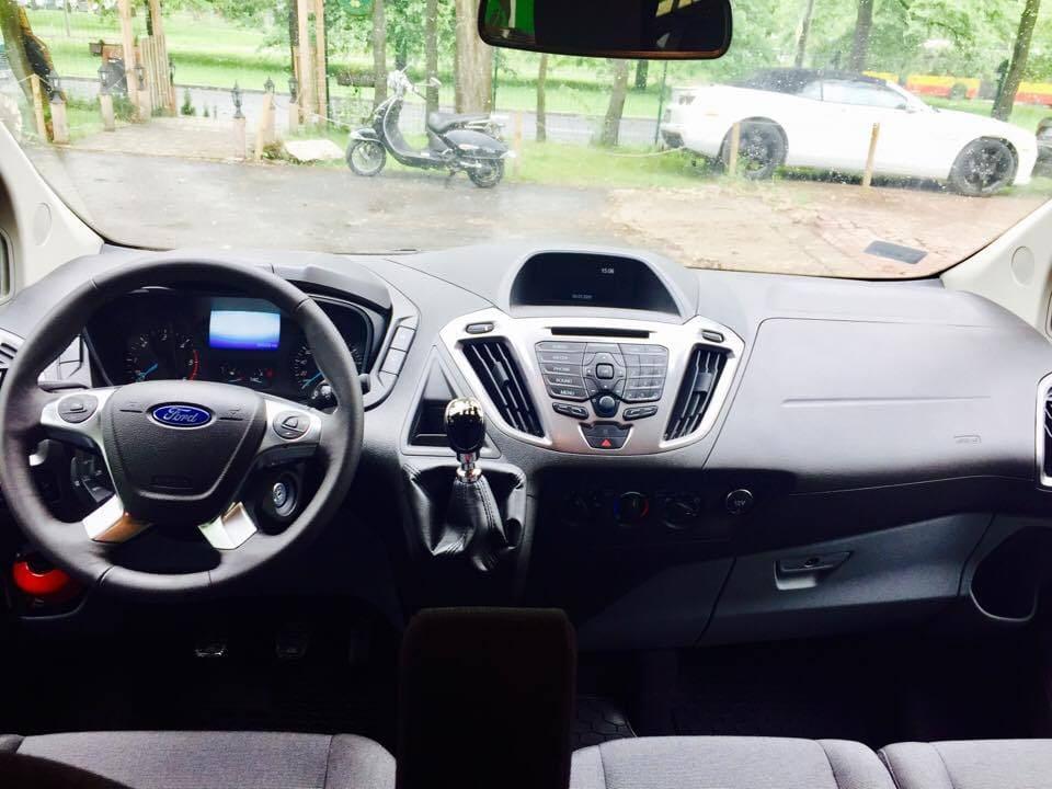 Ford Transit wynajem samochodów warszawa 13