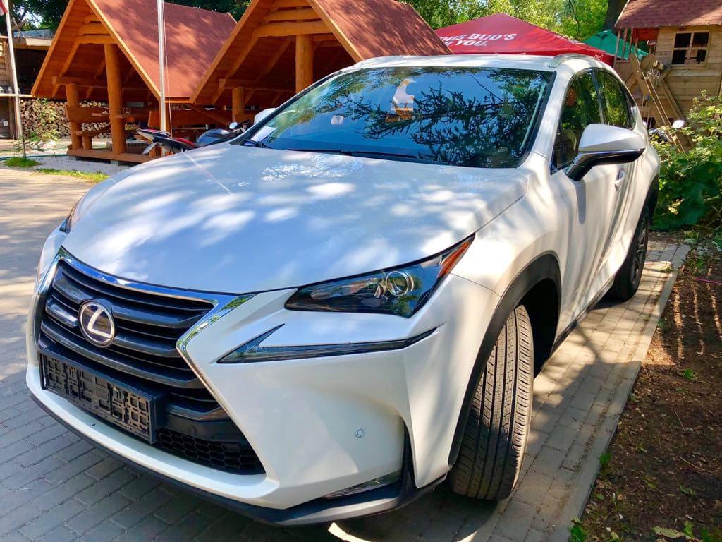 Lexus NX wynajem samochodów warszawa 6