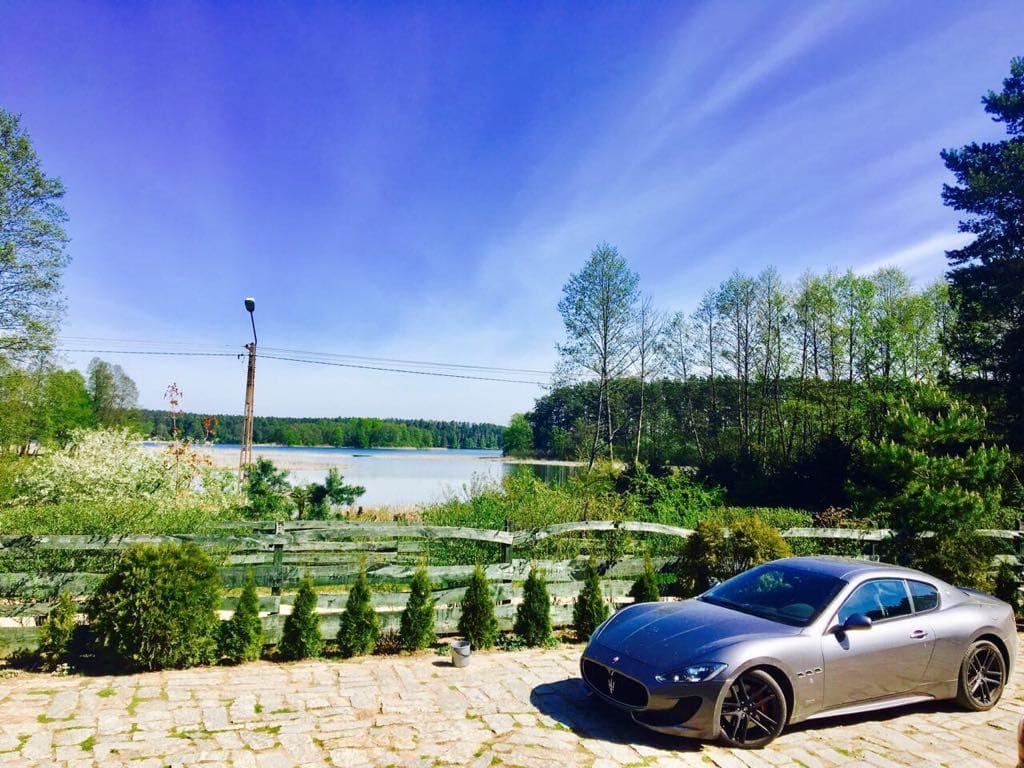 Maserati GranTurismo wynajem samochodów warszawa 6
