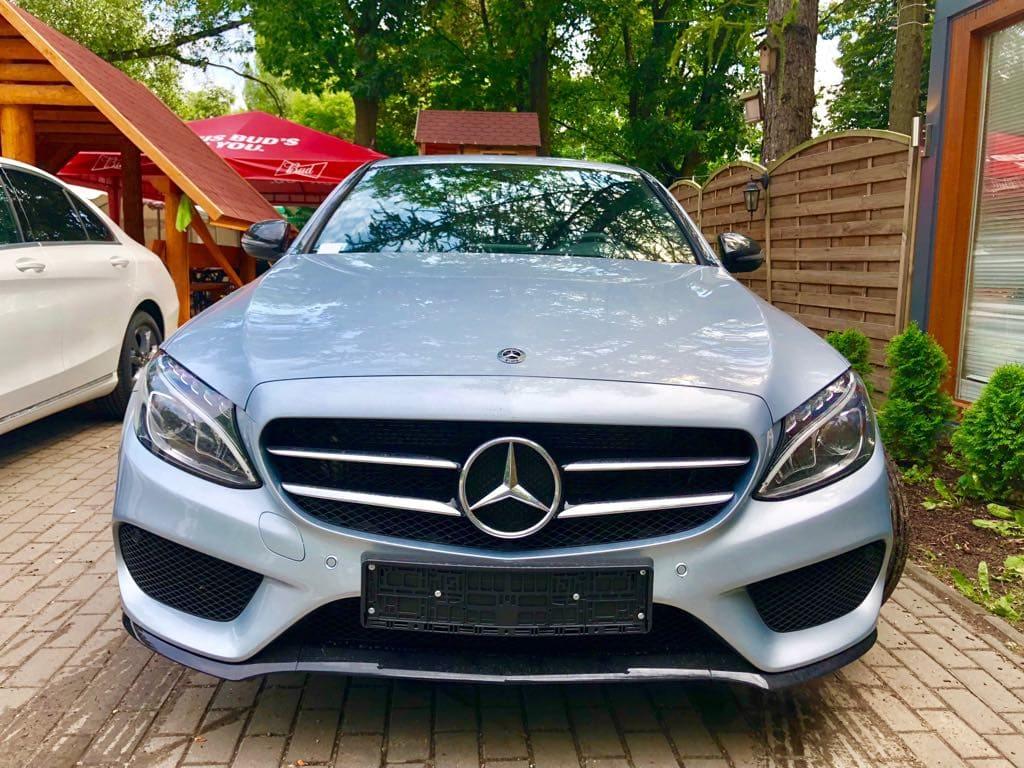 Mercedes C Klasa wynajem samochodów warszawa 12