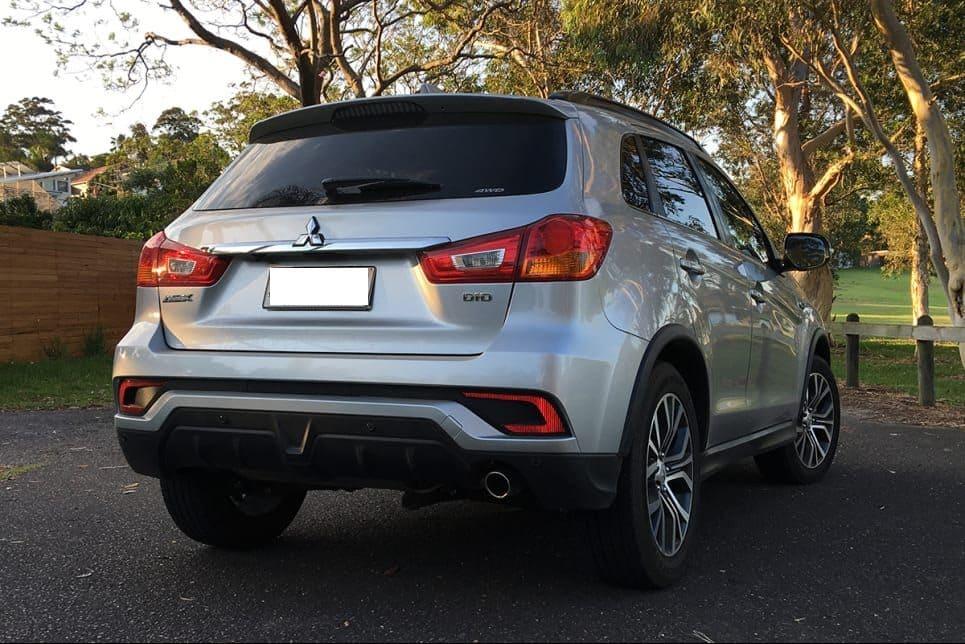 Mitsubishi ASX wynajem samochodów warszawa 2