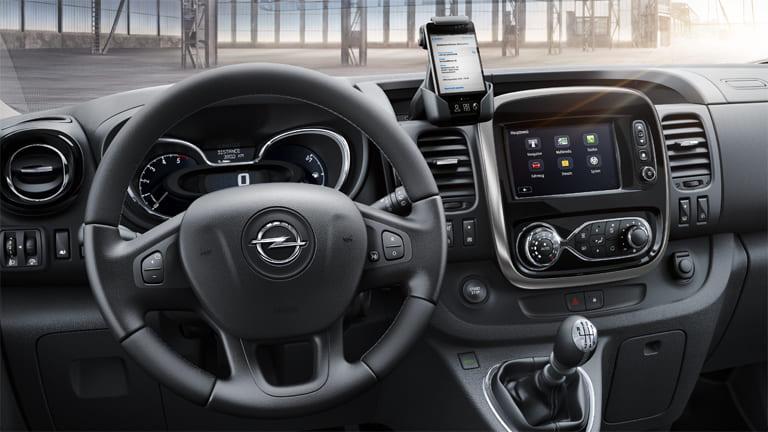 Opel Vivaro wynajem samochodów warszawa 4