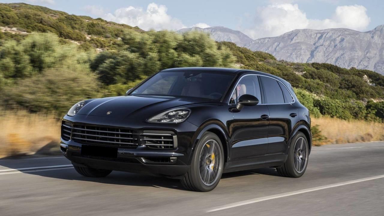 Porsche Cayenne wynajem samochodów warszawa