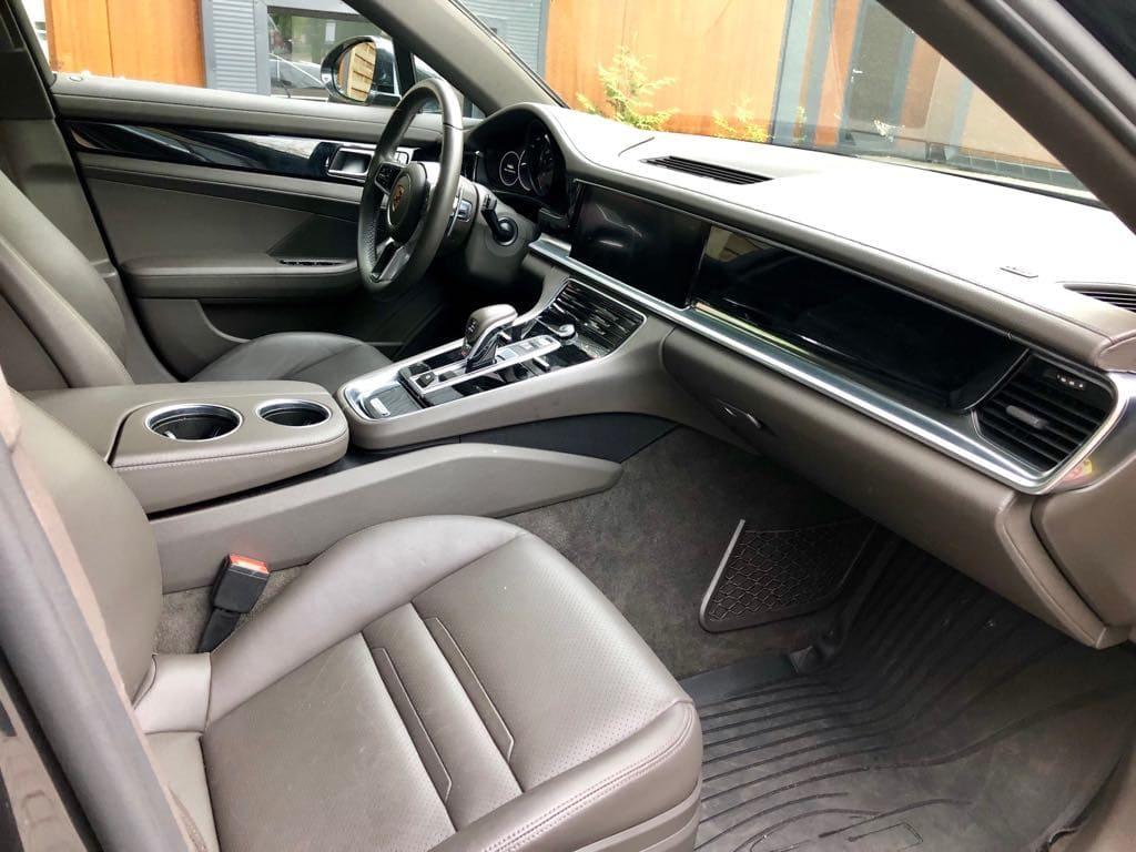 Porsche Panamera 4S wynajem samochodów warszawa 16