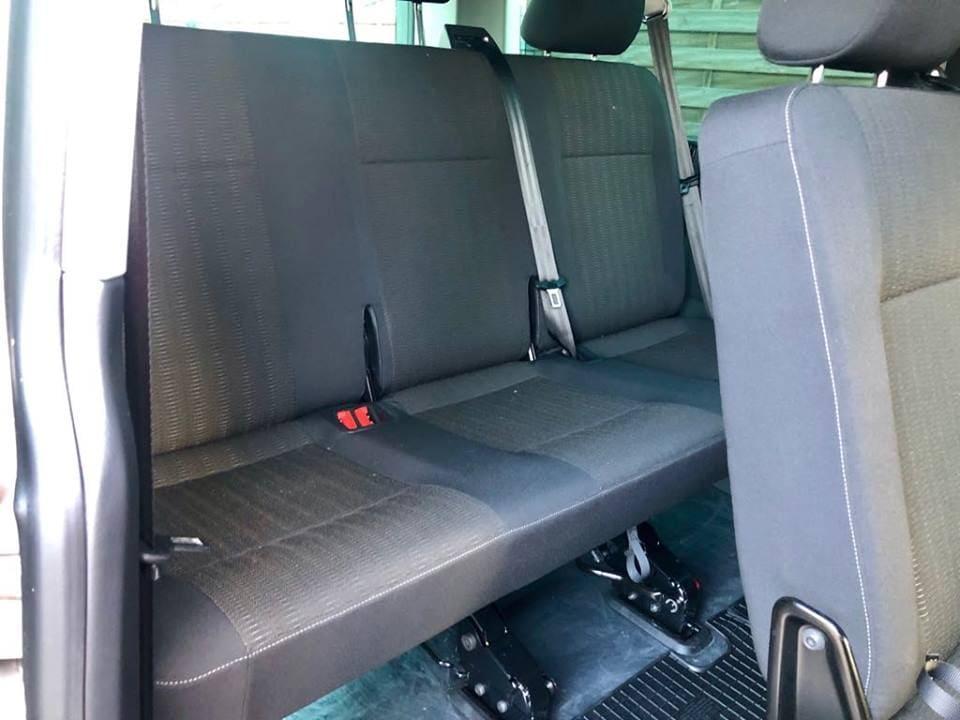 Volkswagen Caravelle wynajem samochodów warszawa 10