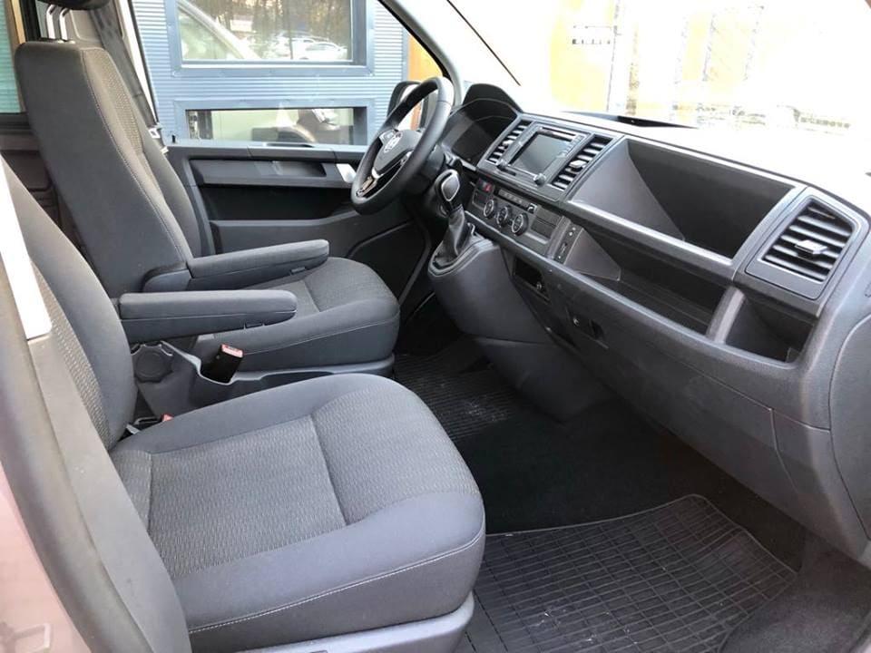 Volkswagen Caravelle wynajem samochodów warszawa 11