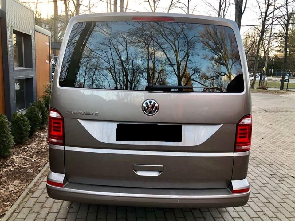 Volkswagen Caravelle wynajem samochodów warszawa 3