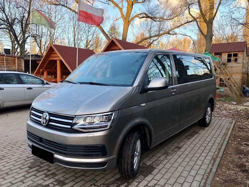 Volkswagen Caravelle wynajem samochodów warszawa 5