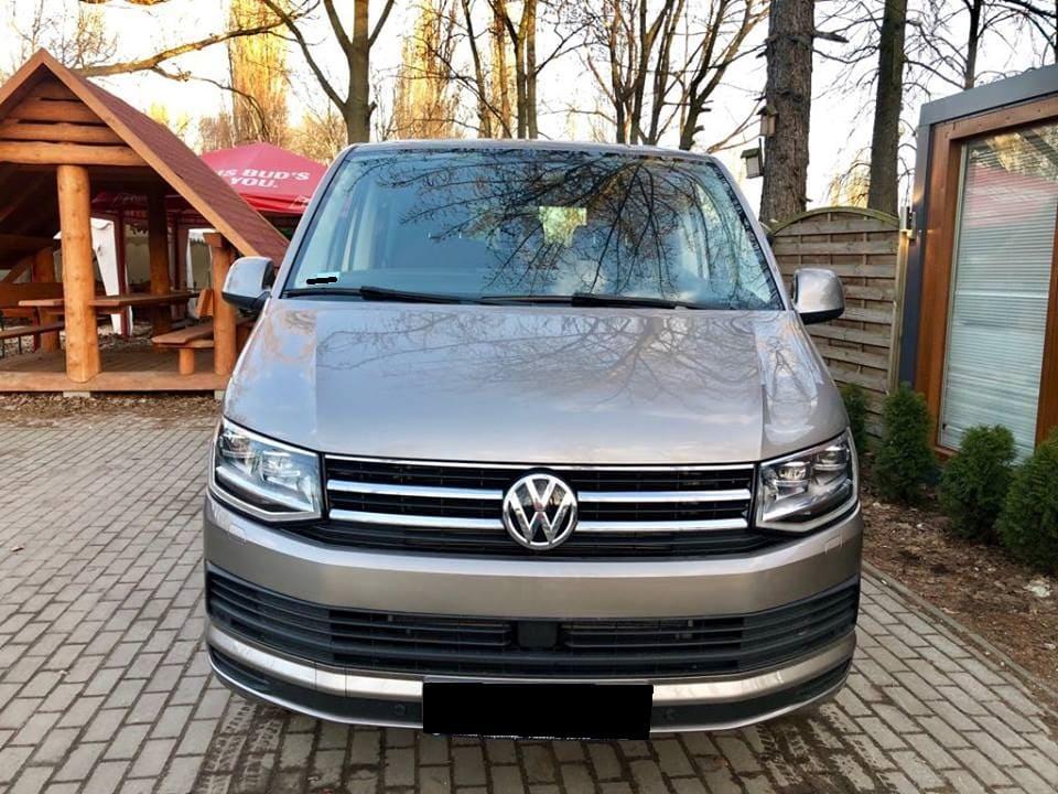Volkswagen Caravelle wynajem samochodów warszawa 6