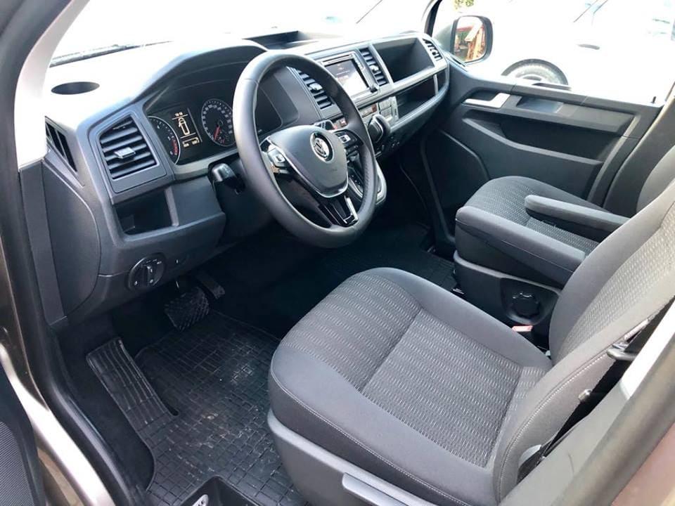 Volkswagen Caravelle wynajem samochodów warszawa 8