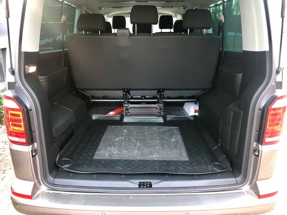 Volkswagen Caravelle wynajem samochodów warszawa 9