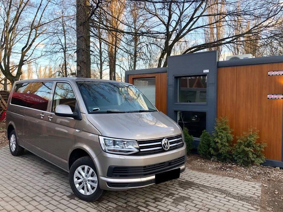 Volkswagen Caravelle wynajem samochodów warszawa