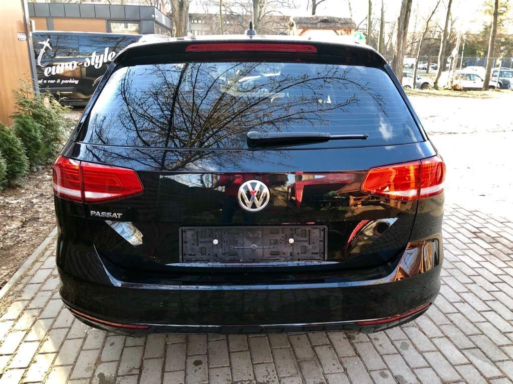 Volkswagen Passat Kombi wynajem samochodów warszawa 3