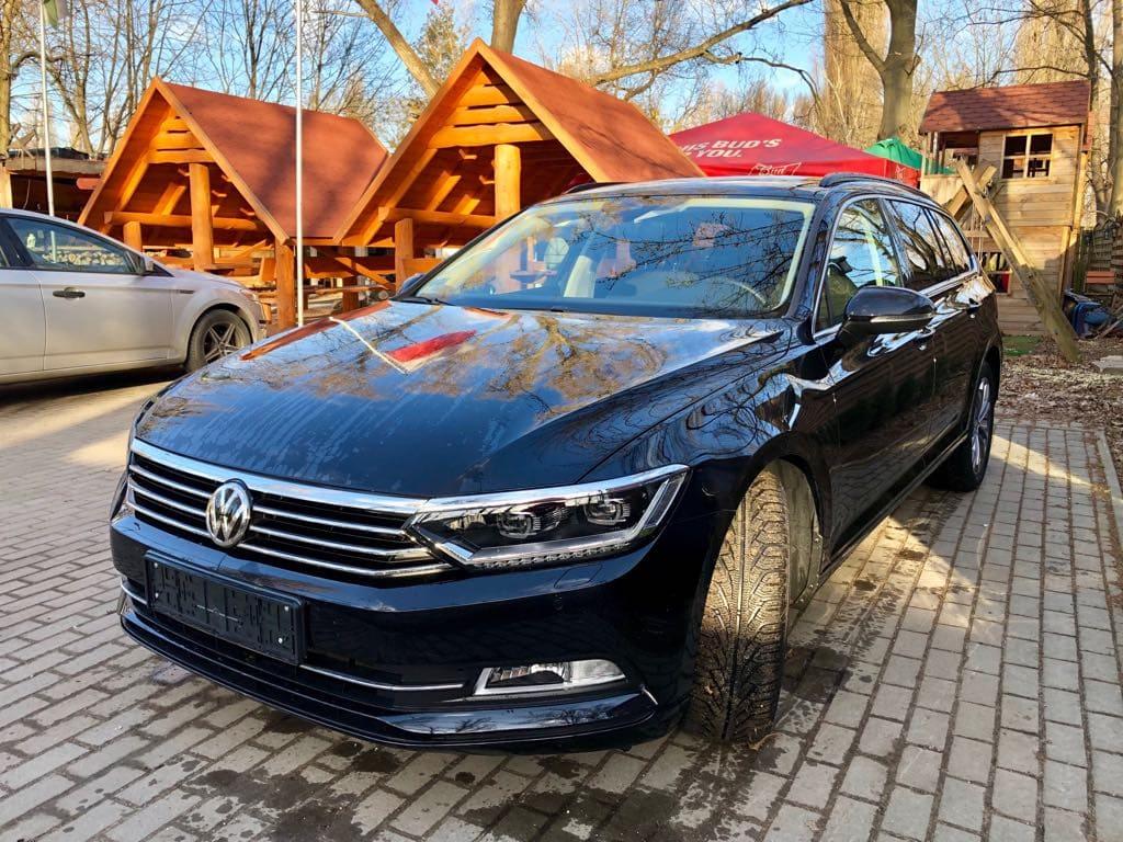 Volkswagen Passat Kombi wynajem samochodów warszawa 5