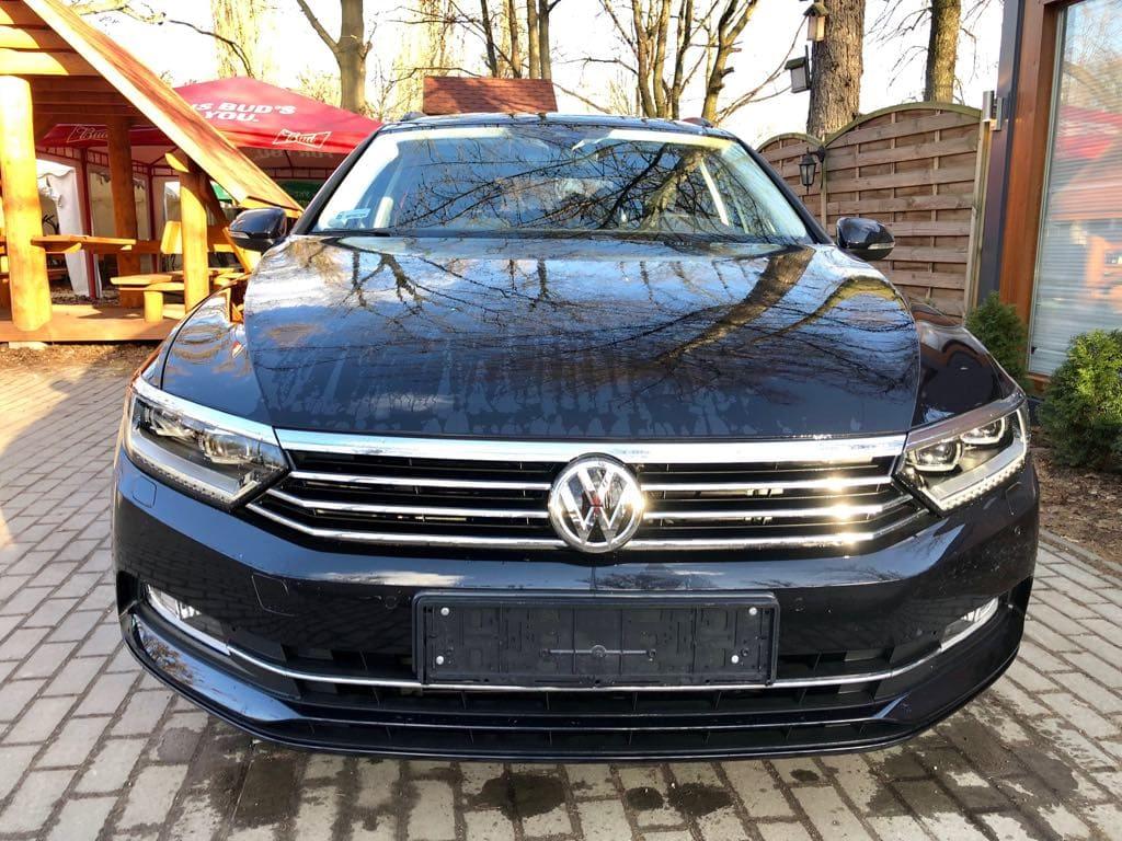 Volkswagen Passat Kombi wynajem samochodów warszawa 6