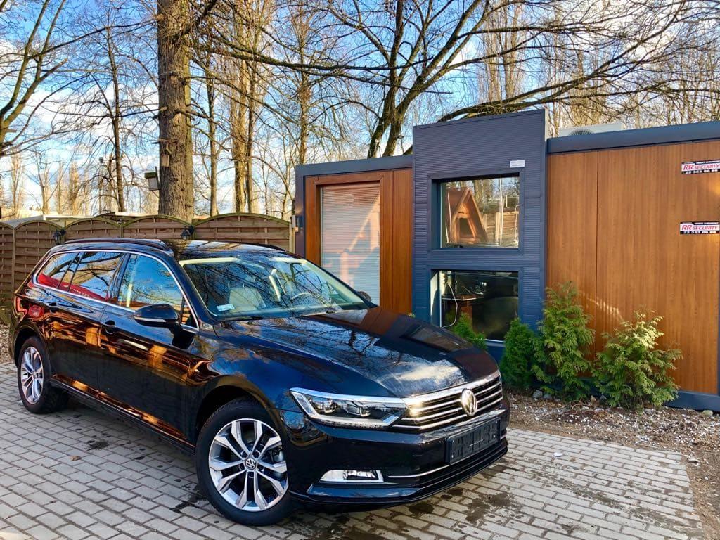 Volkswagen Passat Kombi wynajem samochodów warszawa