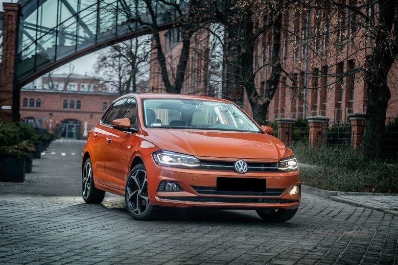 Volkswagen Polo wynajem samochodow warszawa