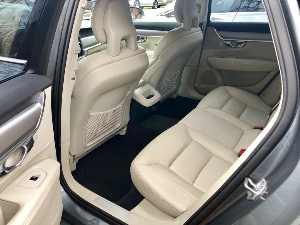 Volvo S90 wynajem samochodów warszawa 16