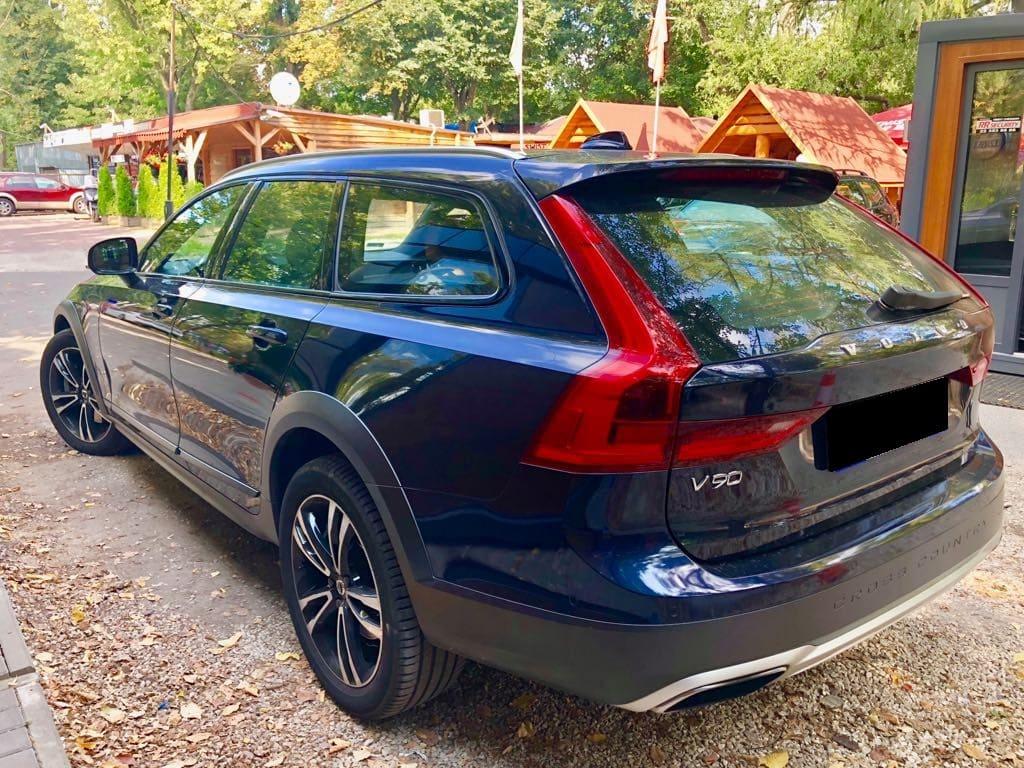 Volvo V90 wynajem samochodów warszawa 5