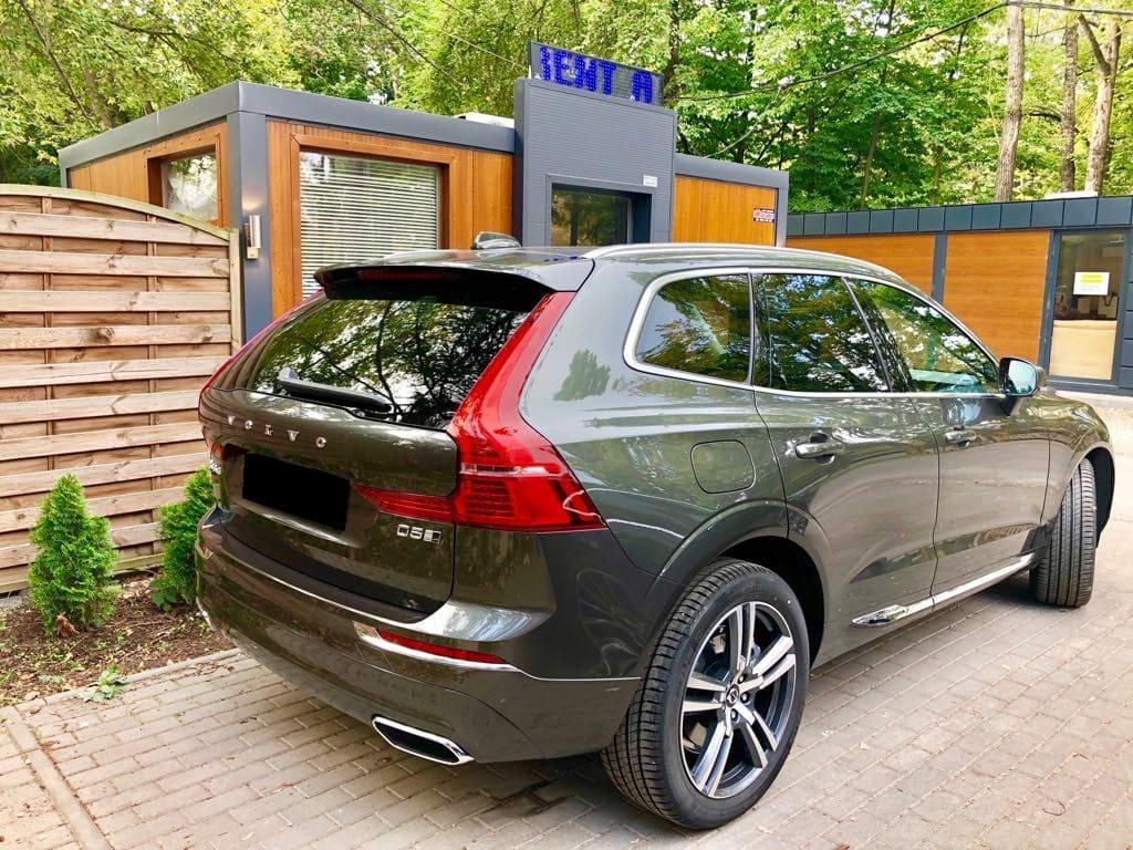 Volvo XC60 wynajem samochodów warszawa 2