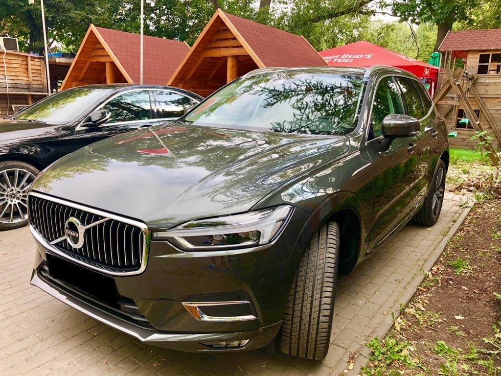 Volvo XC60 wynajem samochodów warszawa 6