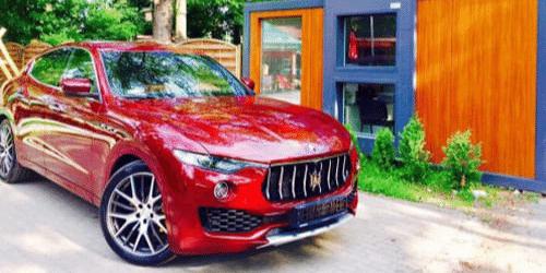 maserati levante wypożyczalnia samochodów warszawa