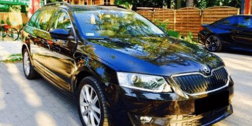 skoda octavia wypożyczalnia samochodów warszawa