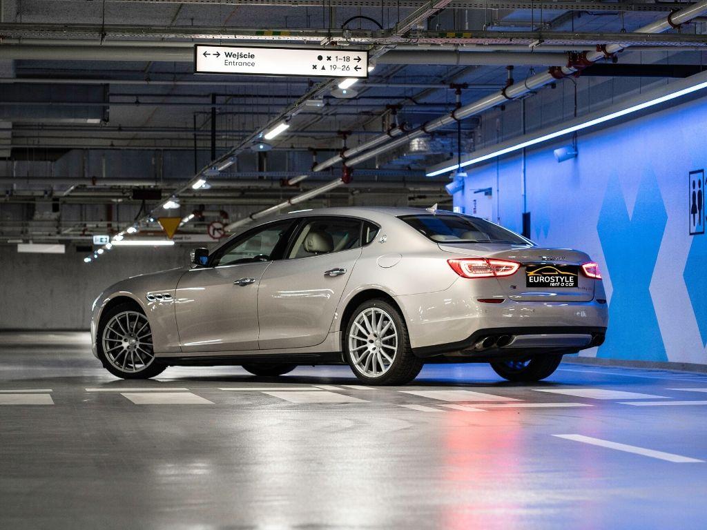 Maserati quattroporte q4s wypożyczalnia samochodów warszawa (4)