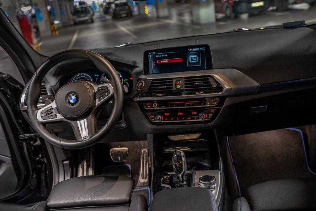 bmw x3 wypożyczalnia samochodów warszawa