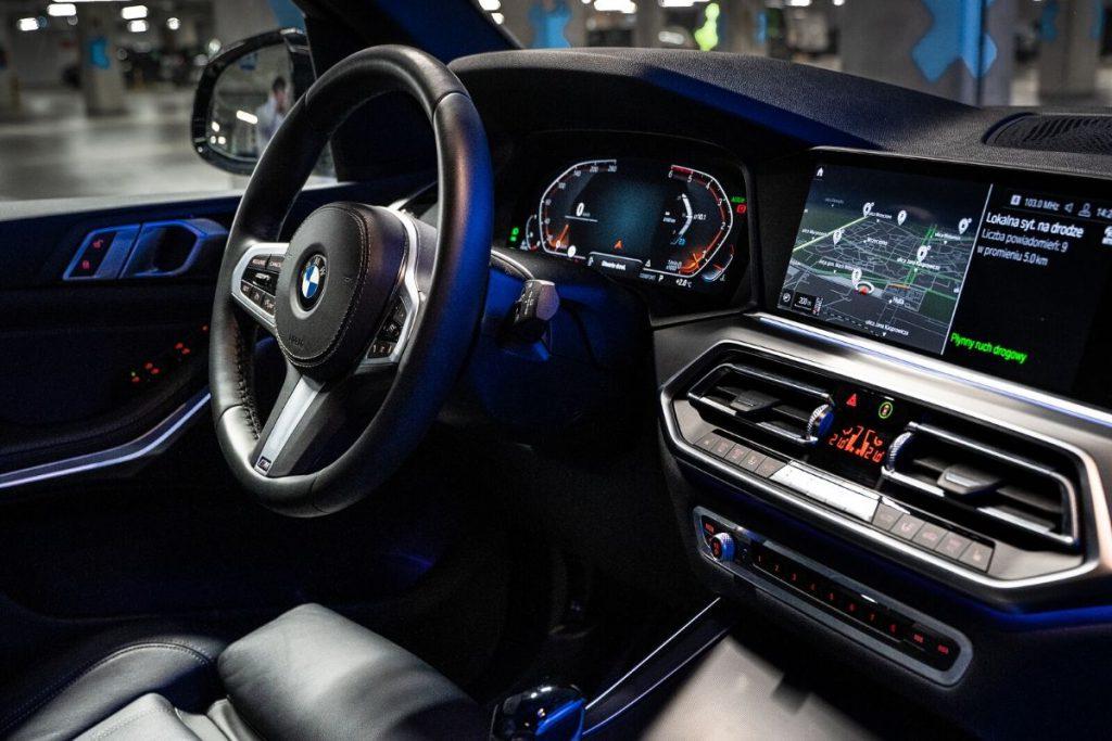 bmw x5 wynajem samochodów warszawa