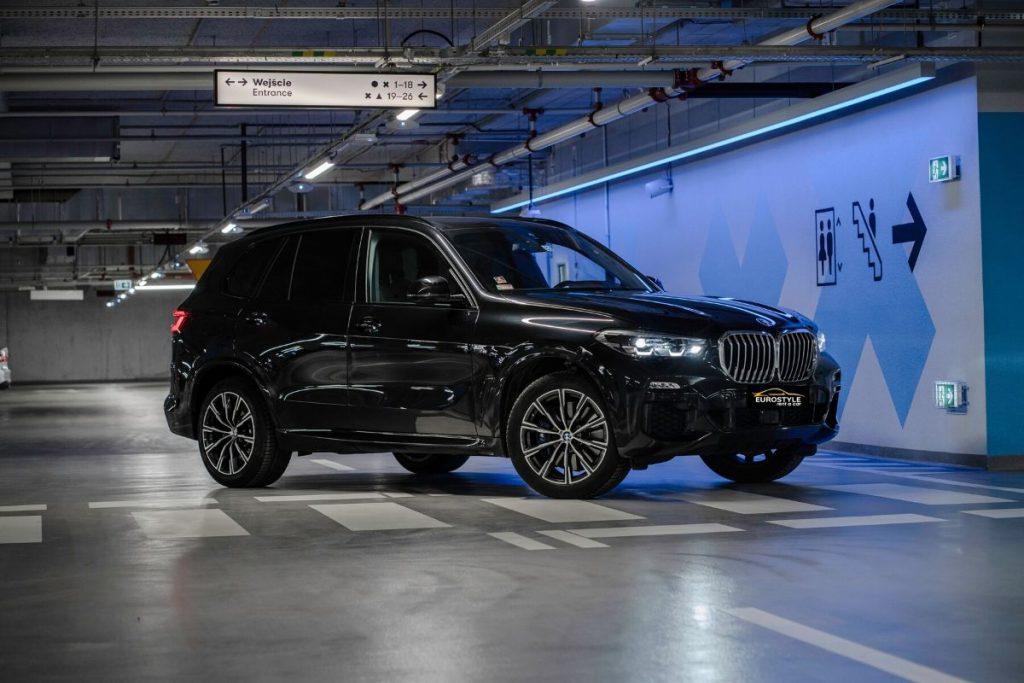 bmw x5 wynajem samochodów warszawa (2)