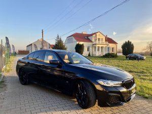Wypożyczalnia samochodów Warszawa BMW serii 5 5