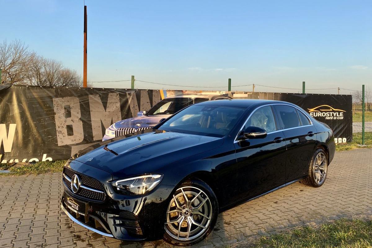 Wypożyczalnia samochodów Mercedes Warszawa