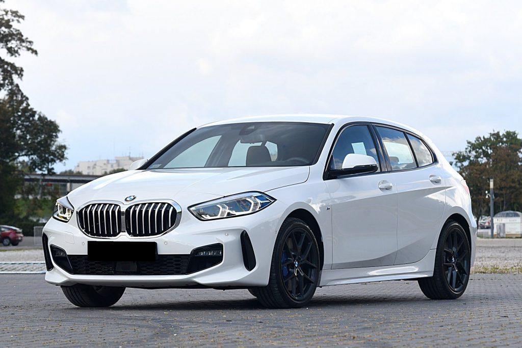 Wynajem BMW serii 1 Warszawa