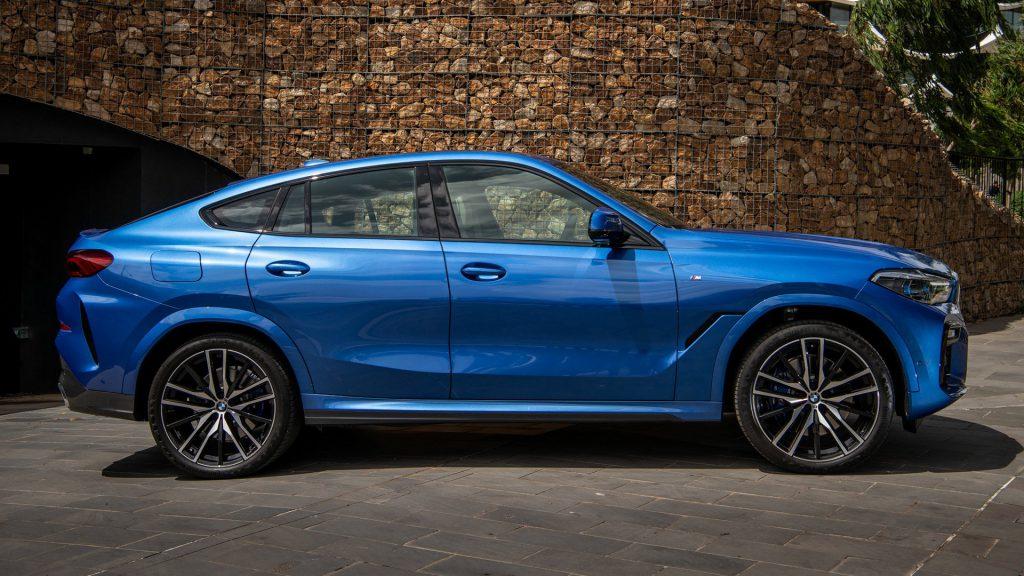Wypożyczalnia samochodów BMW X6
