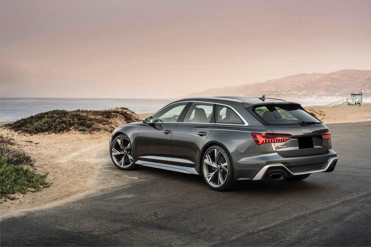 Wypożyczalnia samochodów Warszawa Audi RS 6 2