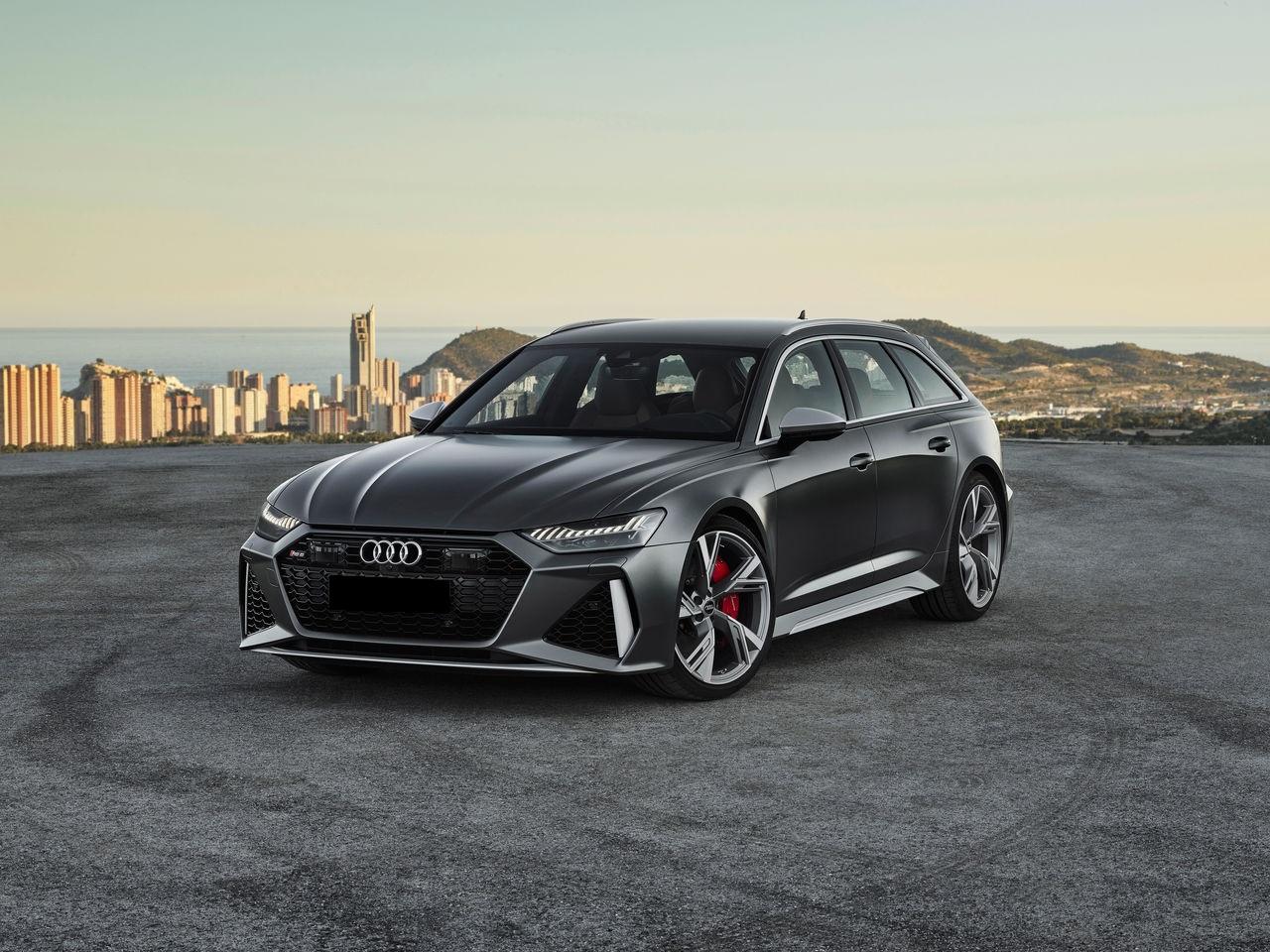 Wypożyczalnia samochodów Warszawa Audi RS 6