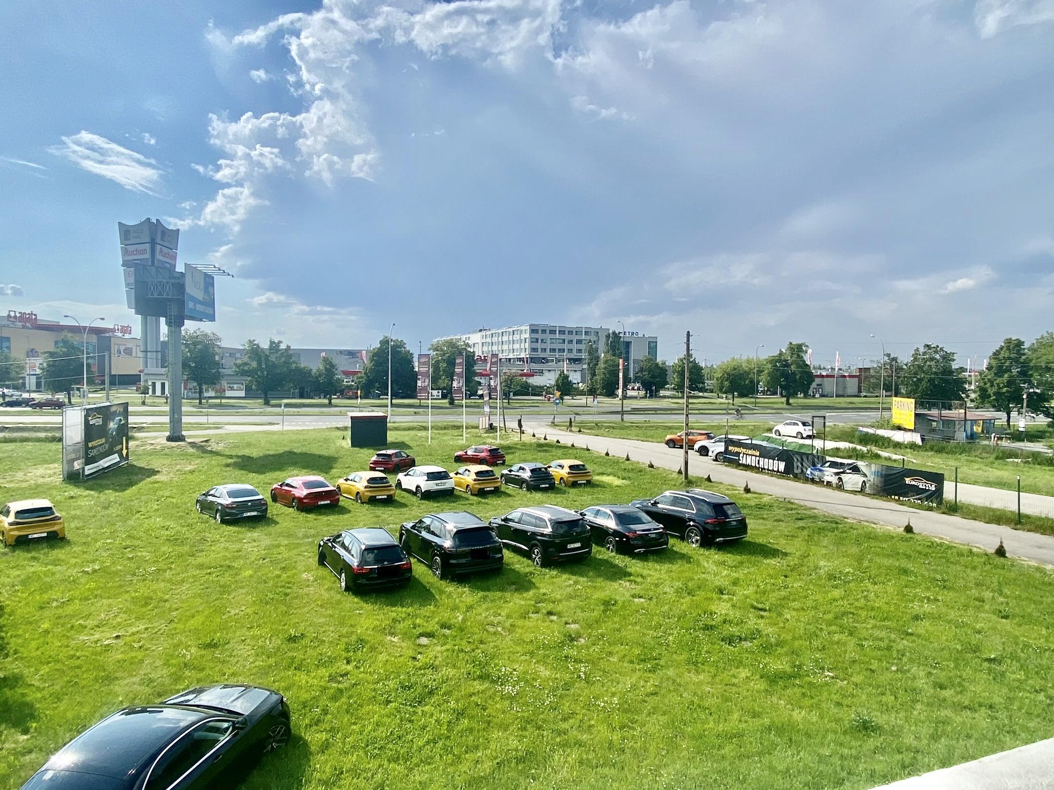 Wynajem samochodów Warszawa Nasza flota Niskie Ceny