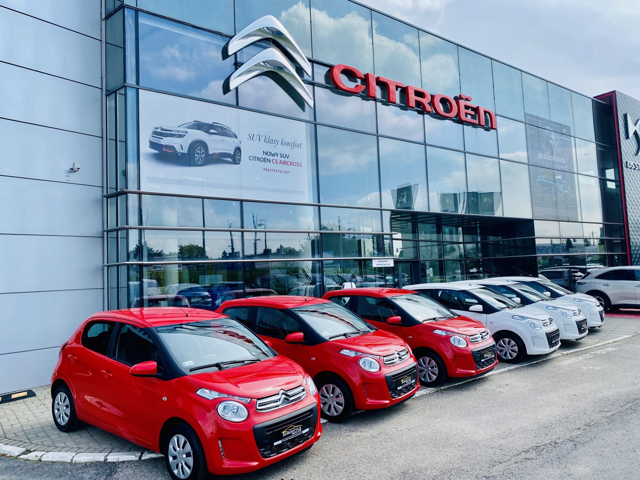 Wypożyczalnia samochodów Warszawa tylko nowe samochody
